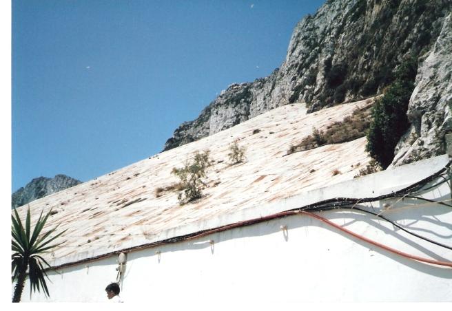 A3 Gibraltar Rain Catchment