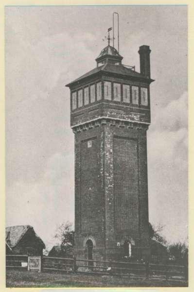 asheldham tower