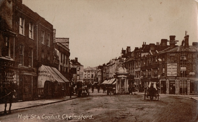 C2  Conduit High Street 1852