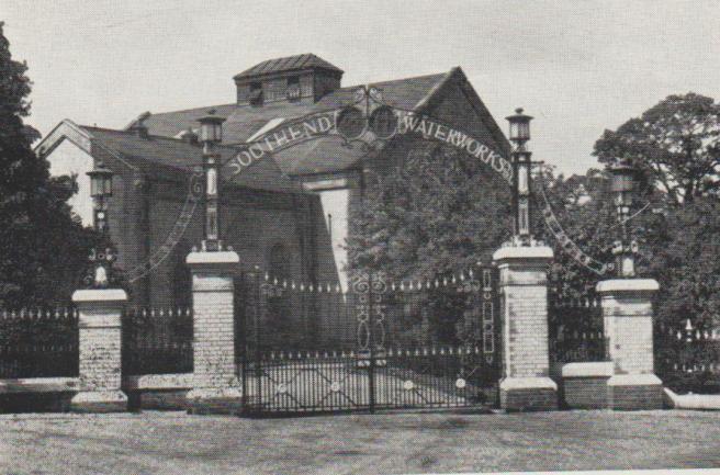 Lang PS Entrance gates