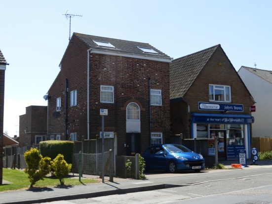 Spital Road Well Building (2)