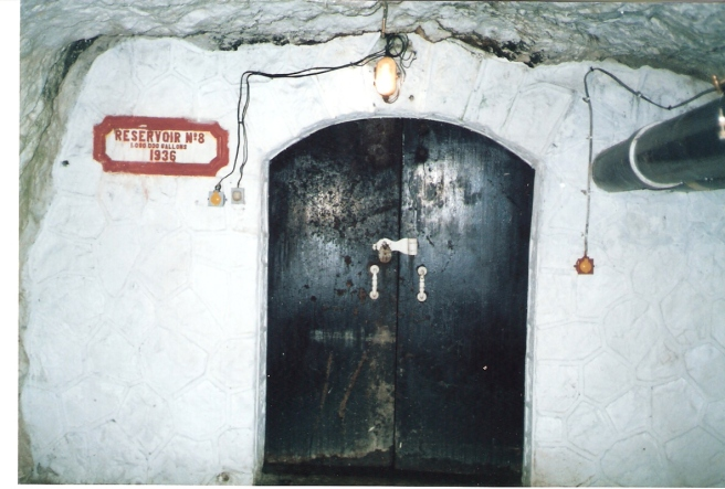U5 Reservoir No 8 1936