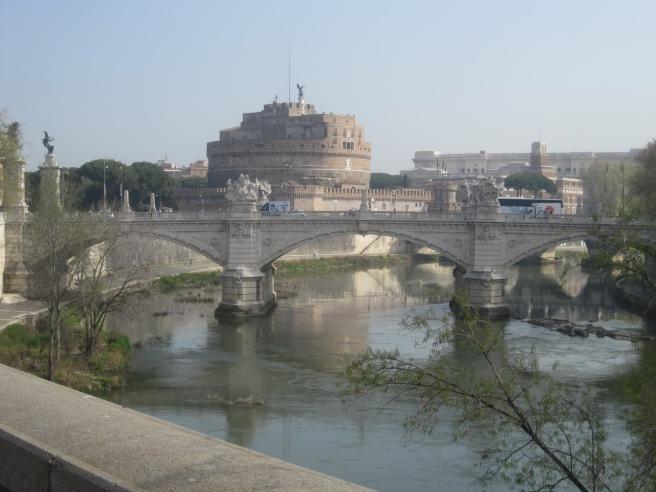 Rome Tiber ford